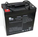 batteria addebitabile del gel di riserva 6FM55ah per i lampioni solari