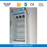 Congélateur de réfrigérateur profond de poitrine de laboratoire