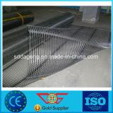 Éénassige Plastic/PP/HDPE Geogrid