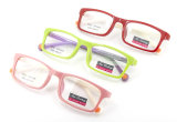 High Quality New Design Tr90 Series Eyeglass Kids Eyewear Optical Glasses Frame