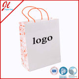 Painted Posies Shoppers Fábrica chinesa Custom Printing Cosmetic & Clothing & Gift Paper Bag