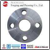 La norme ANSI DIN forgée en acier inoxydable Casting Slip-on de bride du tuyau