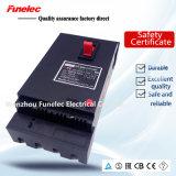 Corta-circuitos de la industria 380V 100af ELCB de Dz15le