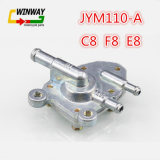 Jym110 C8 F8 E8のためのWw-9309オートバイの部品オイルスイッチ