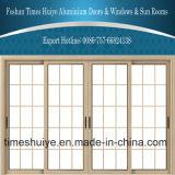 Preço de porta de alumínio Junsun para material de construção comercial