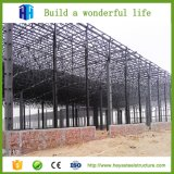 Здание работы структуры стальной рамки верхнего туза Heya промышленное