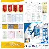 China Fabricante de máquina automática máquina de ladrillos de hormigón (QT8-15)