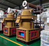 Preço industrial da máquina da pelota da serragem da grande capacidade