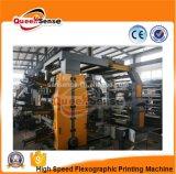 Impressão da camisa de Flexography T da cor da máquina de impressão 6 de Flexo