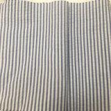 Покрашенная хлопчатобумажной пряжей 100% ткань нашивки Seersucker для рубашек