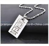 La moda de joyería de acero inoxidable para la mujer colgante de acero inoxidable para la Mujer Necklace - (Pip-014)