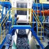 Mattonella ad alta pressione della sfera della polvere del carbone che fa macchina