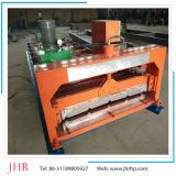 Плитка рифленого листа толя FRP/Fibergalss польностью автоматическая формируя машину
