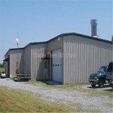 Edificio de acero de la casa de acero de la construcción con de calidad superior