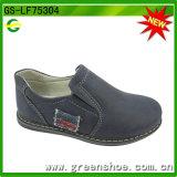 Chaussures occasionnelles élégantes de Falt de suède belles (GS-LF75304)