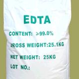 O EDTA Tetra do sódio da boa qualidade, o EDTA 4na, CAS 13254-36-4