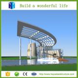 2017 항공기 걸이 강철 작업장 창고 헛간 건물을 조립식으로 만들었다