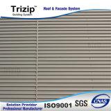 Panneaux de mur trapézoïdaux en métal de qualité dans le bon prix