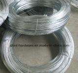 Bwg8#-22#は電流を通された金属の鉄ワイヤーを中国製熱浸した