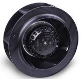 Wechselstrom 190 mm-rückwärtiger gebogener zentrifugaler Ventilator für Luft-Reinigungsapparat (FJC2E-190.45A)