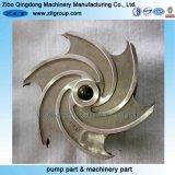 ポンプステンレス鋼の遠心ポンプ小さいインペラー