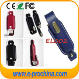 Unidade Flash USB de cinto de couro Pen Drive USB (EL002)