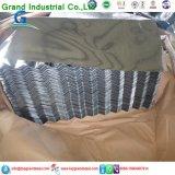 ケニヤの市場のコイルが付いているプライム記号によって電流を通される鋼鉄金属板