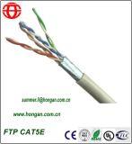 넓게 응용 FTP Cat5e 데이터 케이블