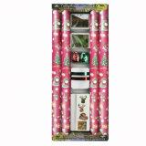 Kundenspezifisches Geschenk-Verpackungs-Papierrolls-Set
