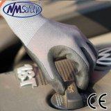 Nmsafety Micro пены из нитрила с покрытием автомобильной рабочей вещевого ящика