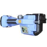 Herramienta que ata con correa eléctrica DD160 del color azul para las correas de PET/PP