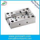 Kundenspezifische OEM Präzision Aluminium Perlstrahlen Laserlicht CNC-Teile