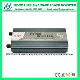 1000W DC12V AC110/120Vの純粋な正弦インバーター(QW-P1000)