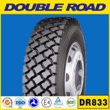 Le certificat 295 de POINT de constructeurs de pneu du principal 10 75 camion de remorque de R22.5 11r22.5 11r24.5 fatigue le prix