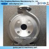 ANSI centrifuge Goulds 3196 Carter de pompe en acier inoxydable