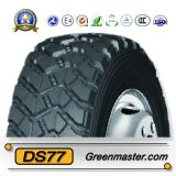 Advance/Double Star/Dongfeng All Steel Heavy Duty Military Draw 11r 18 305/80r 18