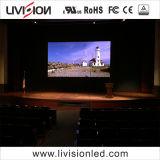 Voyant d'intérieur de la vidéo de haute qualité de l'écran écran à affichage LED P3.91 pour location de l'événement