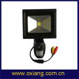 Nuovi macchina fotografica chiara mega del pixel LED PIR della videocamera di sicurezza 5.0 senza fili di arrivo (ZR710)