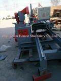 Table coulissante automatique scie à panneaux de la machine / scie à ruban Table coulissante