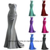 Prom 복장을 Wedding 긴 구슬로 만드는 인어 신부 들러리는 당 가운을 옷을 입는다