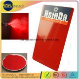 Revestimento eletrostático do pó da relação excelente do revestimento para a linha do sistema da pintura de pulverizador