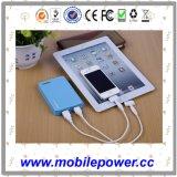 iPhone, iPad, HTC, Samsung용 대용량 휴대용 전원 뱅크/충전기