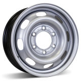 (6-139.7) серебряная оправа колеса автомобиля 17X6.5