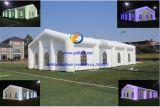 Outdoor grand événement gonflable éclairage Tente