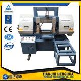 Máquina para corte de metales automática eléctrica para la herramienta de máquina metalúrgica de la sierra de cinta