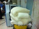 Mini máquina para procesar la fibra de las lanas para el hilado de lanas para el uso de la enseñanza del laboratorio