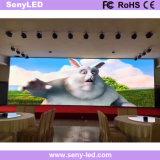 Pleine couleur Affichage LED à l'intérieur de la publicité de l'écran