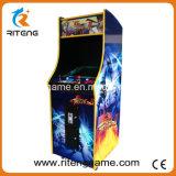 Macchine a gettoni del gioco della galleria del video gioco con i giochi del combattente di via