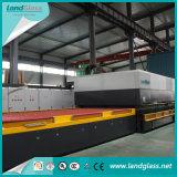Luoyang, máquinas de horno de revenido de vidrio plana horizontal