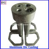 Het Naar maat gemaakte Afgietsel van het Afgietsel van de Matrijs van het Aluminium van Boby ADC12 van de Lamp van de verlichting